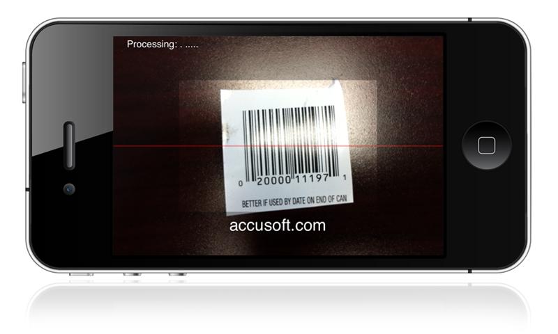 Barcode Xpress Mobile for iOS: BarcodeXpress iOS SDK