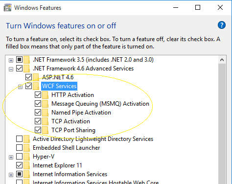 netframe 4.6 for windows 10